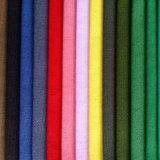 Tissu décoratif tissé par polyester pour le sofa