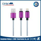 Leeswijzer 2 van de sleutelring in 1 Kabel van de Lader USB (TUV)