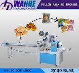Dk260 oreiller Snack Machine d'emballage automatique pour les bonbons de pain au chocolat