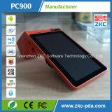 Zkc900 인조 인간 이동할 수 있는 WiFi Barcode 스캐너 NFC POS