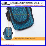 Le fonctionnement extérieur promotionnel folâtre le sac de téléphone de bras du néoprène (EP-NB1619)