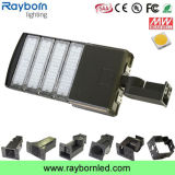5 anni della garanzia 200watt della cellula fotoelettrica di indicatore luminoso modulare del sensore LED Shoebox