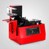 기름 잉크 날짜 인쇄 기계를 인쇄하는 Ym-600b 전기 패드