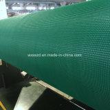 잔디 패턴 거친 상단 PVC 컨베이어 벨트