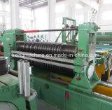 Máquina de corte de aço de corte inteiramente automática da máquina de Logitudinal