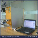 金属またはファイバーレーザーのマーキング機械の広く利用されたレーザープリンターによる印刷機械