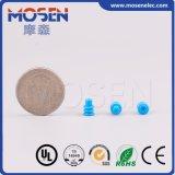 Уплотнение 7165-1619 голубого электрического соединителя резиновый 0.5-1.0mm