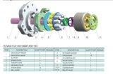 修理用キットの川崎油圧油ポンプのエンジン部分K3V45/63/112/140/180/280dtの予備品