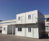 Flatpack Behälter-Haus, bestes verkaufendes Flachgehäuse-Behälter-Haus