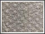 Чувствительный шнурок отверстии хлопко-бумажная ткани 100%Cotton