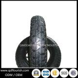 一輪車のための十字パターンゴム製タイヤそして管