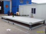 Модульные 20 полуфабрикат ног дома контейнера для общая спальня, одиночного отдела