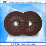 4 '' Resin Grinding Disc Polishing tools for Grinding Metal