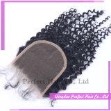 3 parti di chiusura bassa di seta del merletto che cuce giù le chiusure complete del merletto (5*5)