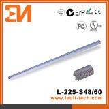 선형 관 (L-225-S60-RGB) Iluminacion를 점화하는 LED 매체 정면