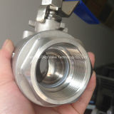 "1/2 "" NPT Ball Valve voor Industry"