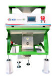 Pequeña máquina del compaginador del color para el grano del cacahuete y del maíz de la soja del arroz