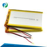 3,7 V 10000mAh Li-ion de alta capacidad de batería de polímero