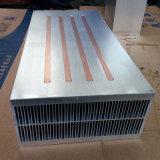 Het Aluminium Industriële Heatsink van de Pijp van de hitte voor het Apparaat van de Halfgeleider