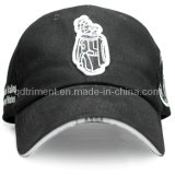 Brushed Cotton Twill Sandwich bordado Sport Baseball Cap (TRB040)