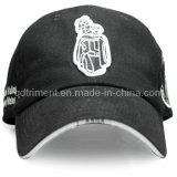 Brossé Sandwich sergé de coton Broderie Sport Baseball Cap ( TRB040 )