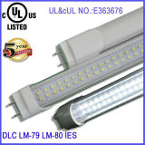 Dlc LED Tube T5 1200mm LED Tube CRI>80 SMD3014 (hc-t8-4ft-ED-1)