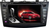 Nouvelle voiture Mazda Wirhgps lecteur de DVD pour M3 (GM-8037)