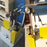 Pneumatisches Schuh-Oberleder, das Maschinen-Schuh-Plastikmetallletzte greifende Maschine zieht