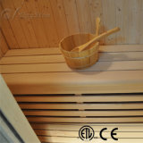 Sala de Sauna tradicional com Sauna Fogão (A-202)