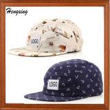 Nuovo cappello di Snapback del comitato di abitudine 5 di disegno