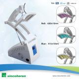 3 Color LED Light PDT Supper máquina eficaz de beleza do rejuvenescimento da pele
