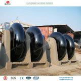 Amortecedores de borracha marinhos instalados fáceis para o projeto de construção