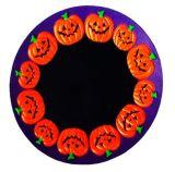 Le meilleur cadeau d'artisanat / Halloween Party Fournitures / Vaisselle - Bac de citrouille (WL8307P-2)