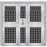 Edelstahl-Tür (TF-716)