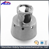 CNCのステンレス鋼の金属の精密雪機械部品