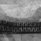 Piste en caoutchouc (250X52.5KX76) pour des pièces de machines d'excavatrice de Kubota K022