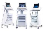 Hohe Intensitäts-Hifu fokussierte Ultraschall-Anti-Aging Knicken-Abbau-Karosserie und Gesichts-Anheben L Hifu Maschine mit Laufkatze