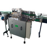 Автоматическая высокоскоростная смолистая машина для прикрепления этикеток клея