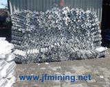 Lingotto di alluminio 99.0%