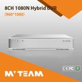 Hybird 720p DVR per Ahd, la macchina fotografica Analog e la macchina fotografica del IP