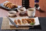 Plato de la salsa de la melamina/placa del servicio de mesa/de la salsa (AT041)