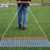 Faites glisser la ferme d'acier Mat pour terrain de baseball/Cour de tennis sur le terrain de golf/FR3