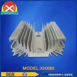 Dissipatore di calore di alluminio dell'SCR con le varie specifiche