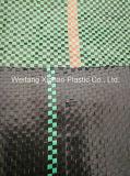 Tissu PP contre les mauvaises herbes avec 105gsm de l'usine