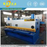 QC11y-12X2500 de Hydraulische Scherende Machine van de Guillotine