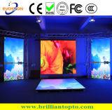 Shenzhen P4.81 lo schermo di visualizzazione locativo dell'interno del LED di colore completo della pressofusione (500*1000Mmm)