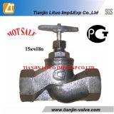 RU Standard Su Stype Robinetterie Globe Iron