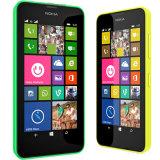 본래 Lumia 630 지능적인 전화 단 하나 이중 SIM는 셀룰라 전화 휴대 전화를 카드에 적는다