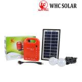 LED 3W prácticos kits de luces de ahorro de energía producto de la energía solar