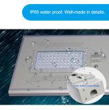 Ce RoHS IP65 Sensor de movimiento PIR LED lámpara solar de la calle